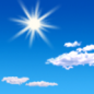 Wednesday: Sunny, with a high near 55. Northwest wind 6 to 14 mph.